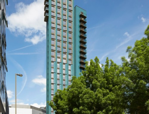 The Guardian Article –  Mapleton Crescent: the London high-rise factory-built in Bedfordshire