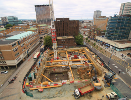 BMCE Project Update – George St Project, Croydon