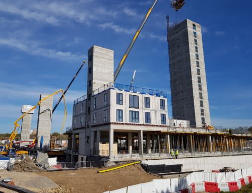 BMCE Project Update – Greenford