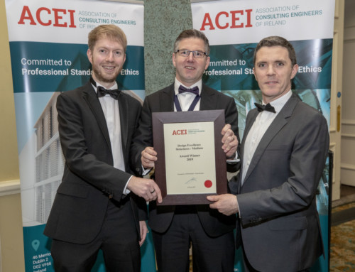 14 Henrietta Street wins at 2019 ACEI Design Excellence Awards