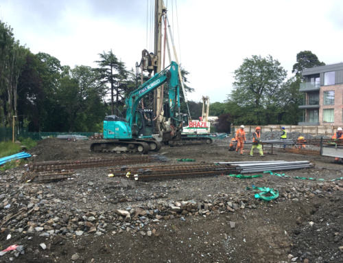 Piling has just commenced on the Marianella Phase 2 Development