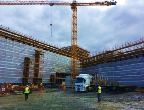 Project Update – New Lidl Store and Student Housing development at Ballymun
