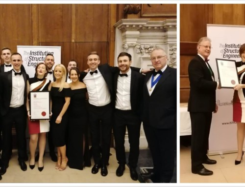 IStructE Chartered Engineer Awards – 2020